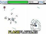 Игра Атака снеговика онлайн