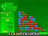 Игра Токсичные блоки онлайн