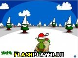 Игра Безумные сани онлайн