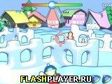 Игра Снежный замок онлайн