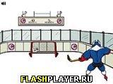 Капитан хоккейной команды