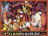 Игра Микки Маус и спрятанные предметы онлайн