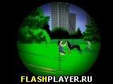 Игра Хитрый снайпер онлайн