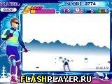 Спринт на сноуборде