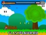 Игра Бумажный мир Марио онлайн