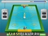 Игра Обычный аэрохоккей онлайн