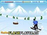 Игра Лыжный рывок онлайн