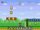 Игра Супер братья Марио – Звёздная схватка онлайн