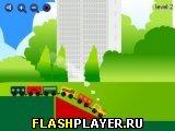 Игра Мини-поезд онлайн