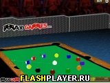 Игра Мастерский бильярд 3Д онлайн