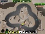 Игра Гонка с видом на горы онлайн