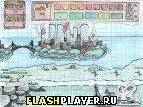 Игра Бумажная война онлайн