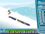 Игра Микки Маус и Экстремальный Сноубординг онлайн