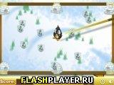 Игра Пингвиновый бильярд онлайн