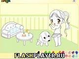 Игра Раскраска. Маленькая балерина онлайн