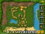 Игра Защитный замок онлайн