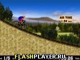Игра Экстремальные приключения мотобайка онлайн