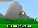 Игра Детская катапульта онлайн