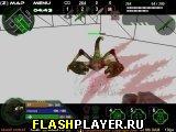Игра Убийца пришельцев 3Д: Тренировочный лагерь онлайн