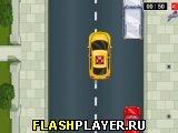 Игра Параллельная парковка задним ходом онлайн