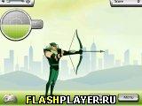Игра Юридическая лига Академии: Зеленая стрелка онлайн