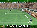 Игра Чемпионат по угловым ударам онлайн
