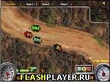 Игра Скоростные грузовики онлайн