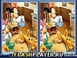 Игра Микки – Найди отличия онлайн