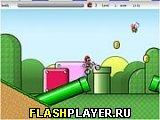 Игра Кросс Супер Марио онлайн