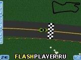Игра Кольцевая гонка 2 онлайн