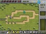 Игра Защита Острова Пасхи онлайн