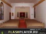 Игра Побег из деревянной церкви онлайн