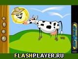Игра Ну, корова, погоди! онлайн