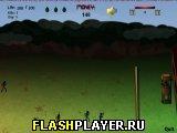 Игра Стикмен – Безумие 3: Крепость онлайн