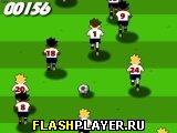 Футбольная тренировка пассов и передвижения