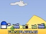 Игра Танк-бомбардировщик онлайн