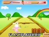 Игра Беги, кролик, беги онлайн