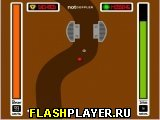 Игра Могучий красный шар вечной силы онлайн