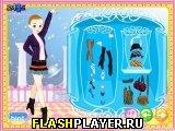 Игра Roi World Одень Танцовщицу онлайн