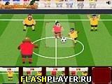 Футбольный снимок