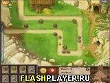 Игра Клейтус и защита замка онлайн