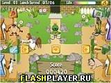 Игра Луни Тюнс – Обед мультяшек онлайн