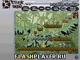 Игра Палочный герой онлайн