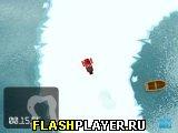 Игра Ледяной байк онлайн