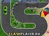 Игра Пляжная парковка онлайн