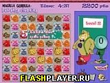 Игра Горилла-уборщик онлайн
