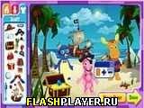 Игра Плюшевые друзья онлайн