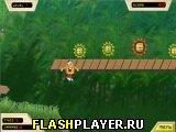 Игра Вафл Бой и приключения в джунглях онлайн