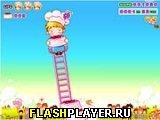 Игра Сладкая башня онлайн