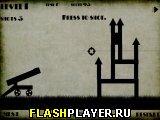Игра Старая пушка онлайн